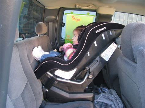 Ford F150 Ext Cab And A Convertible Carseat