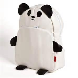 Panda Mini Backpack