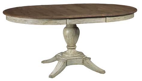 dining table pedestal base milford round dining table package with pedestal base and