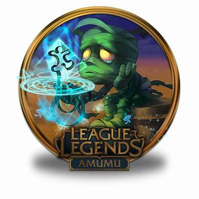 Icon Amumu League Legends Gold Fazie69 Border