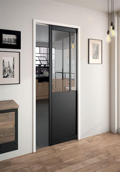 bureau bois noir dressing porte placard sogal modèle de porte