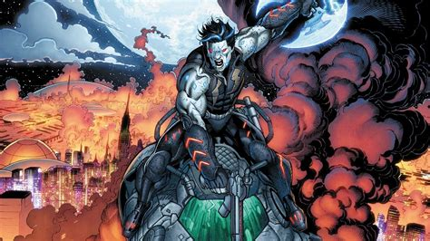 Weird Science Dc Comics Lobo #12 Review