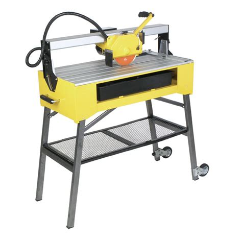 qep tile saw 4 in qep 83200q tile cutting bridge saw 24inch 3550rpm