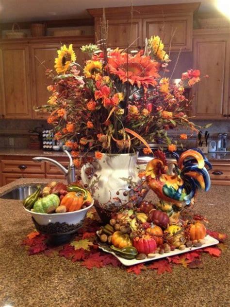 cuisine automne 37 idées pour la décoration automne de la cuisine