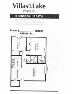 2 bedroom 15 bath smaller floorplan floor plan pace for Bathroom between two bedrooms