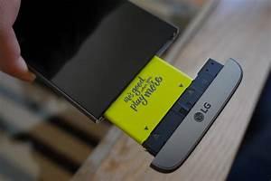 Smartphone Batterie Amovible 2017 : lg g6 il sera tanche l 39 eau au d triment de la ~ Dailycaller-alerts.com Idées de Décoration
