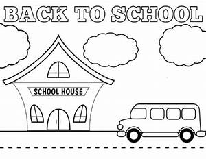 Back to School Coloring Pages - Best Coloring Pages For Kids