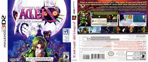 660 ergebnisse für nintendo 3ds zelda. Nintendo 3Ds Zelda Majora de segunda mano | Solo 2 al -75%
