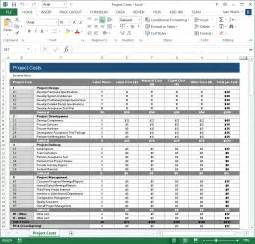 Test Plan Template Excel