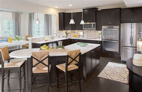espresso kitchen design sonoma cabinets specs features timberlake cabinetry 3595