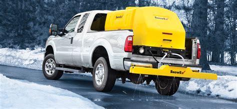 caspers truck equipment ice control