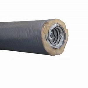Gaine Vmc Isolée : gaine aluminium isol e 160 mm x 6 m tres castorama ~ Premium-room.com Idées de Décoration