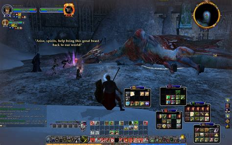The Lord Of The Rings Online Game Review Mmohuts Party