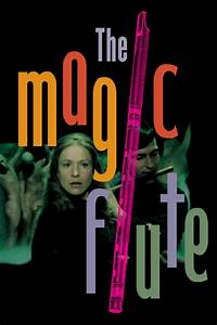 The Magic Flute (1975) - Posters — The Movie Database (TMDb)