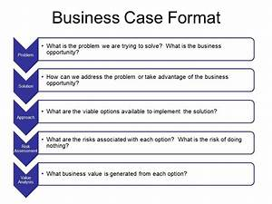 business case template in word excel project management With writing business cases template