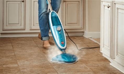 complete guide on how to clean floor tile grout with steam
