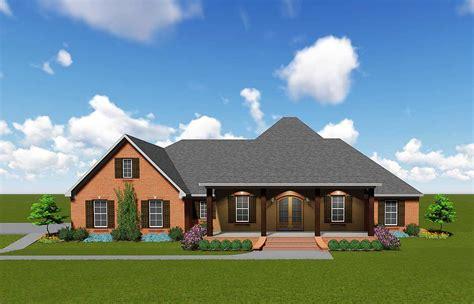 Sprawling Southern House Plan