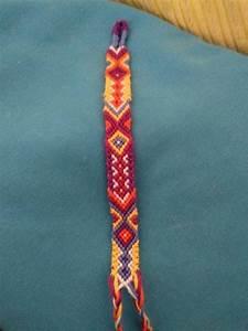 Friendship Bracelet Woven