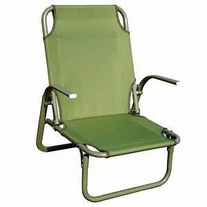 Chaise Camping Pliante : chaise de camping chaise camping pliante kirkin highlander ~ Melissatoandfro.com Idées de Décoration