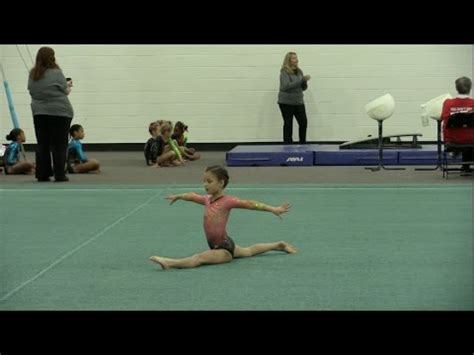 annie s floor routine from level 1 to level 9 with music