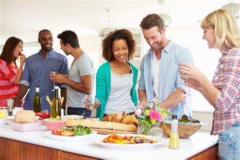 Evite Invitations For Dinner Party