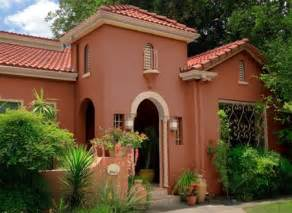 Spanish Style Home Exterior House Paint Colors