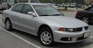 Mitsubishi Galant 1997-2003 Service Repair Manual