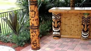 Big Kahuna Tiki Bar - YouTube