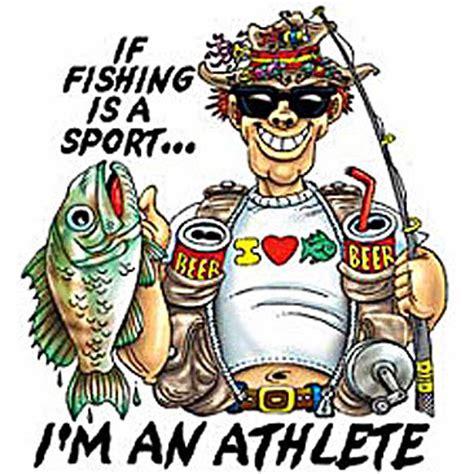 accesoires cuisine t shirt humour pêche pêcheur sport athlète