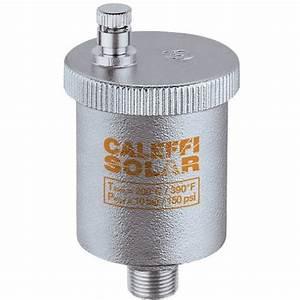 Purgeur D Air Automatique : purgeur d 39 air automatique thermador installation solaire ~ Dailycaller-alerts.com Idées de Décoration