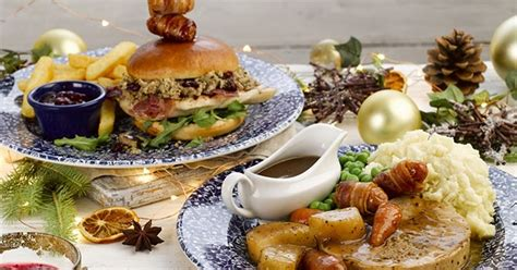 Wetherspoons' Christmas menu includes the tastiest side ...
