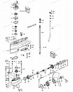 Replacing Water Pump Seal On  U0026 39 79 75 Hp Chrysler Outboard