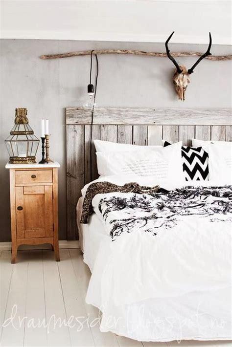 chambre à coucher rustique décoration de chambre 8 styles inspirants de chambres à