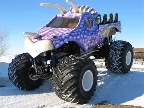 monster trucks trucks for 10 scariest monster trucks motor trend