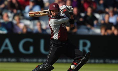 BBC presenter ducks for cover as cricket ball smashes ...