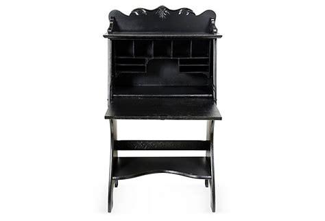 drop front desk black 53 best images about larkin desks on desk with