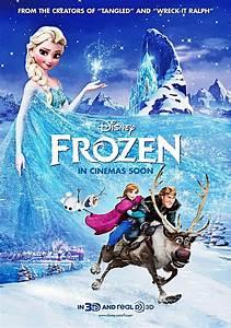 Walt Disney Characters images Walt Disney Posters - Frozen ...