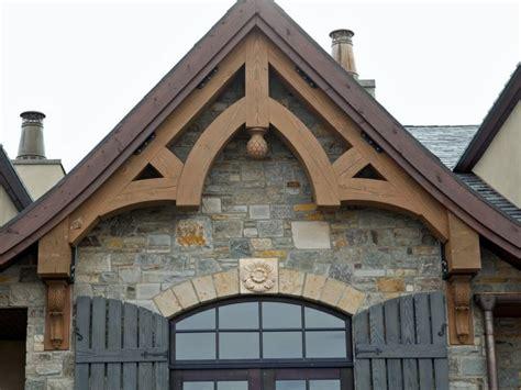 home exterior gable decorative molding decorative gable  trusses decorative gable ends