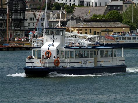 Boat Transport Dartmouth by Dartmouth To Kingswear Passenger Ferry Dartmouth Steam