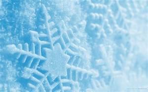 Snowflake HD Christmas Winter Wallpaper