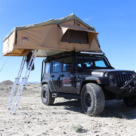 jeep roof top tent tuff stuff quot elite quot overland rooftop tent annex room 5
