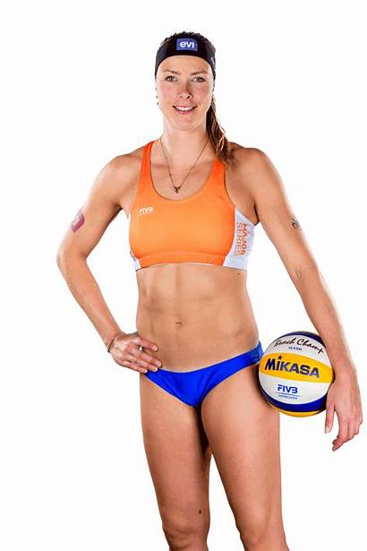 Beach Volleyball Meppelink Madelein Height 1082 Beachmajorseries