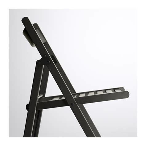 ikea folding chairs black terje folding chair black ikea