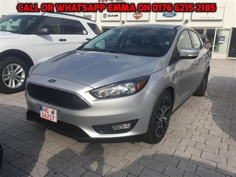 ford focus sel car posted  mas military