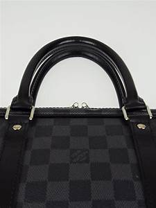 louis vuitton damier graphite canvas porte documents With louis vuitton document bag