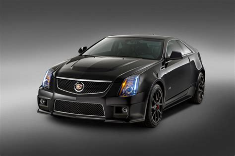 Cadillac Ctsv Coupe  2015 Cartype
