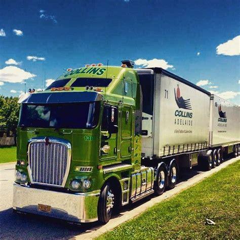 kenworth australia collins adelaide australia trucks cabover pinterest