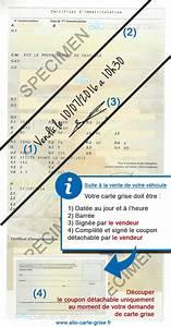 Carte Grise Non Faite Par Le Vendeur : documents n cessaires pour faire votre carte grise fran aise allo carte grise ~ Gottalentnigeria.com Avis de Voitures