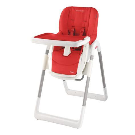 chaise haute bébé auchan chaise haute comptine