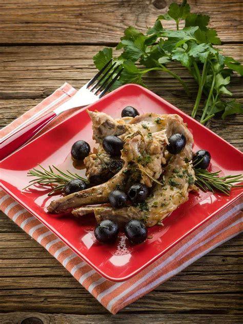 lapin aux olives noires une vraie saveur du sud avec ses